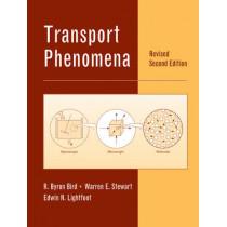 Transport Phenomena by R. Byron Bird, 9780470115398