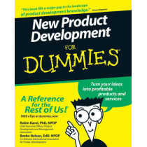 New Product Development For Dummies by Robin Karol, 9780470117705