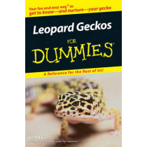 Leopard Geckos For Dummies by Liz Palika, 9780470121603