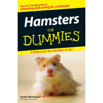 Hamsters For Dummies by Sarah Montague, 9780470121634