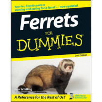 Ferrets For Dummies by Kim Schilling, 9780470139431