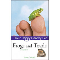 Frogs and Toads by Steve Grenard, 9780470165102