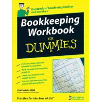 Bookkeeping Workbook For Dummies by Lita Epstein, 9780470169834