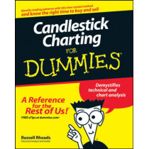 Candlestick Charting For Dummies by Russell Rhoads, 9780470178089