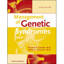 Management of Genetic Syndromes by Suzanne B. Cassidy, 9780470191415