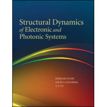 Structural Dynamics of Electronic and Photonic Systems by Ephraim Suhir, 9780470250020