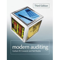 Modern Auditing by Graham W. Cosserat, 9780470319734