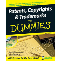 Patents, Copyrights and Trademarks For Dummies by Henri J.A. Charmasson, 9780470339459