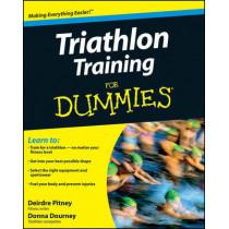 Triathlon Training For Dummies by Deirdre Pitney, 9780470383872