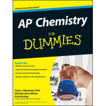 AP Chemistry For Dummies by Peter J. Mikulecky, 9780470389768