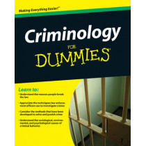 Criminology For Dummies by Steven Briggs, 9780470396964