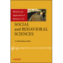 Methods and Applications of Statistics in the Social and Behavioral Sciences by N. Balakrishnan, 9780470405079