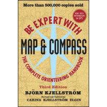 Be Expert with Map and Compass by Bjorn Kjellstrom, 9780470407653