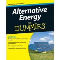 Alternative Energy For Dummies by Rik DeGunther, 9780470430620