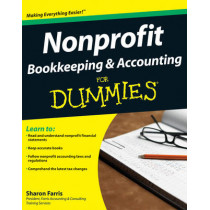 Nonprofit Bookkeeping and Accounting For Dummies by Sharon Farris, 9780470432365