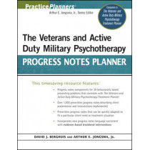 The Veterans and Active Duty Military Psychotherapy Progress Notes Planner by David J. Berghuis, 9780470440971