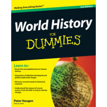 World History For Dummies by Peter Haugen, 9780470446546