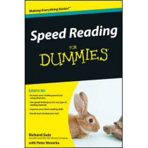 Speed Reading For Dummies by Richard Sutz, 9780470457443
