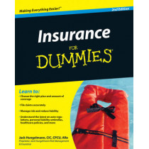 Insurance for Dummies by Jack Hungelmann, 9780470464687