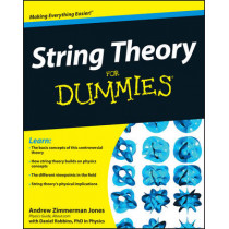 String Theory For Dummies by Andrew Zimmerman Jones, 9780470467244