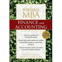 The Portable MBA in Finance and Accounting by Theodore Grossman, 9780470481301