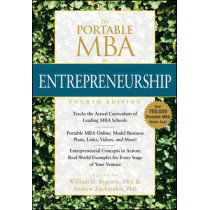 The Portable MBA in Entrepreneurship by William D. Bygrave, 9780470481318