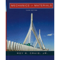 Mechanics of Materials by Roy R. Craig, 9780470481813