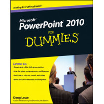 PowerPoint 2010 For Dummies by Doug Lowe, 9780470487655