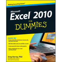 Excel 2010 For Dummies by Greg Harvey, 9780470489536