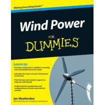 Wind Power For Dummies by Ian Woofenden, 9780470496374
