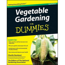 Vegetable Gardening For Dummies by Charlie Nardozzi, 9780470498705