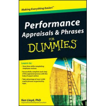 Performance Appraisals and Phrases For Dummies by Ken Lloyd, 9780470498729