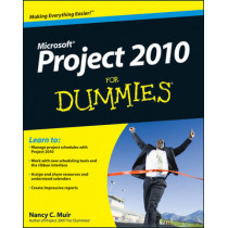 Project 2010 For Dummies by Nancy C. Muir, 9780470501320