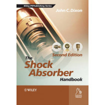The Shock Absorber Handbook by John C. Dixon, 9780470510209