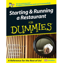 Starting and Running a Restaurant For Dummies: UK Edition by Carol Godsmark, 9780470516218