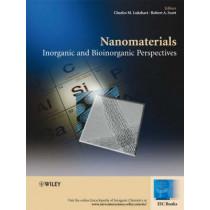 Nanomaterials: Inorganic and Bioinorganic Perspectives by Charles M. Lukehart, 9780470516447