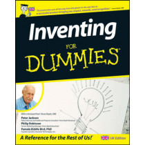 Inventing For Dummies (R) by Professor Peter Jackson, 9780470519967