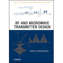RF and Microwave Transmitter Design by Andrei Grebennikov, 9780470520994