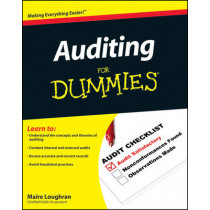 Auditing For Dummies by Maire Loughran, 9780470530719