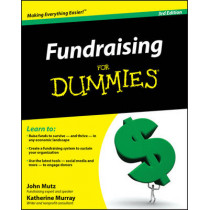Fundraising For Dummies by John Mutz, 9780470568408