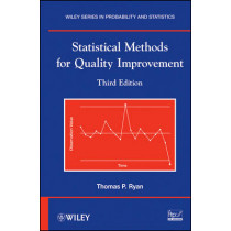 Statistical Methods for Quality Improvement by Thomas P. Ryan, 9780470590744