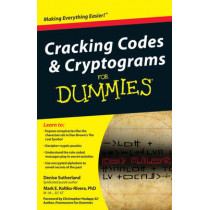 Cracking Codes and Cryptograms For Dummies by Denise Sutherland, 9780470591000