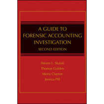 A Guide to Forensic Accounting Investigation by Thomas W. Golden, 9780470599075