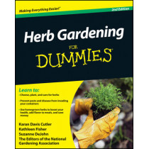 Herb Gardening For Dummies by Karan Davis Cutler, 9780470617786