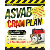 CliffsNotes ASVAB Cram Plan by American BookWorks Corporation, 9780470620243