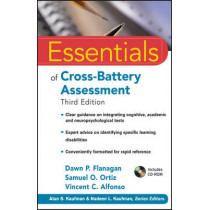 Essentials of Cross-Battery Assessment by Dawn P. Flanagan, 9780470621950