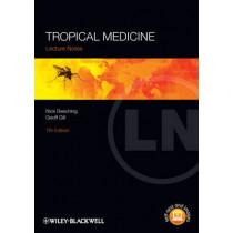 Tropical Medicine by Professor Geoff Gill, 9780470658536