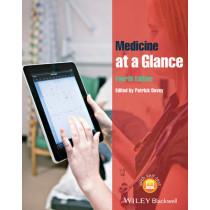 Medicine at a Glance by Patrick Davey, 9780470659458