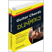 Guitar Chords for Dummies by Antoine Polin, 9780470666036