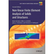 Nonlinear Finite Element Analysis of Solids and Structures by Rene de Borst, 9780470666449